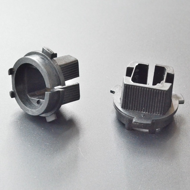 4 pcs per lot h7 hid xenon bulb adapter for hyundai tucson sorento