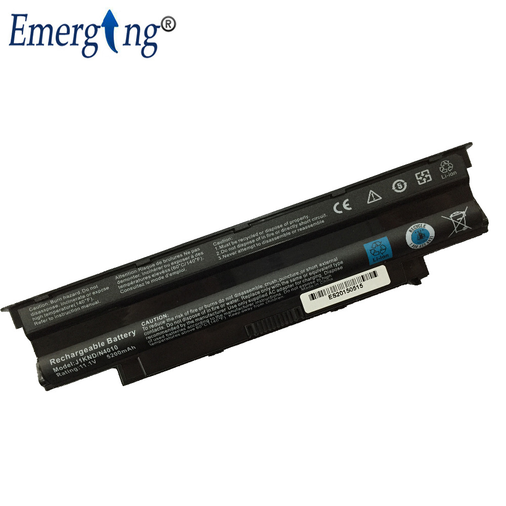 6cells 111v New High Quality Laptop Battery For Dell J1knd N4010 As Well Hp Charger Schematic Diagram On N5010 M5010 N4050 N5110 N4110 In Batteries From Computer Office