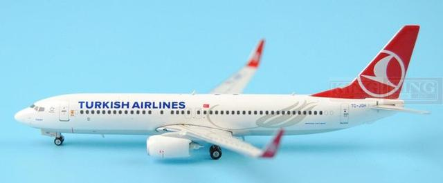 Phoenix 10938 Turkey Airlines TC-JGH 1:400 B737-800/w commercial jetliners plane model hobby