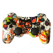 Wireless Bluetooth Gamepad joystick Dual Vibration Game For PS3 Game play statio