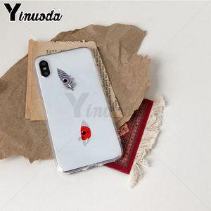 Image 2 - Yinuoda Anime Naruto Eyes Sharingan TPU Soft Silicone Phone Case Coque for iPhone Xr XsMax 8 7 6 6S Plus Xs X 5 5S SE 5C Cases
