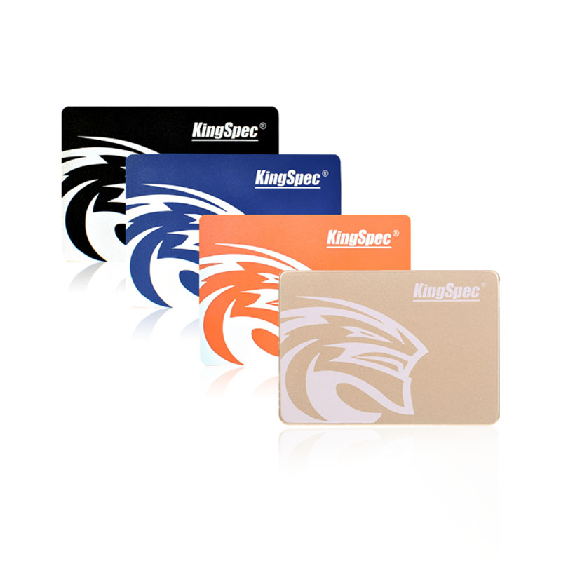 KingSpec 2,5 SATA 3 SSD 32 ГБ 64 ГБ 90 ГБ 128 ГБ 180 ГБ 360 ГБ 512 ГБ 1 ТБ 2 ТБ твердотельный накопитель для ноутбуков