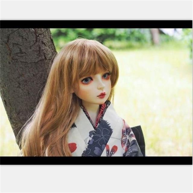 OUENEIFS ShallA DOD bjd sd doll 1/3 body model  baby girls boys eyes High Quality toys Fashion luodoll shop include eyes