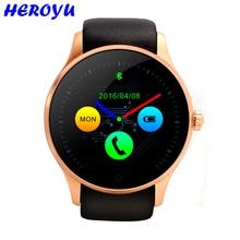 Smart Watch K88h Bluetooth 4,0 Smartwatch SIM Pulsmesser Montre Reloj Inteligente Android IOS Telefon pK dz09 K88H No. 1 d5