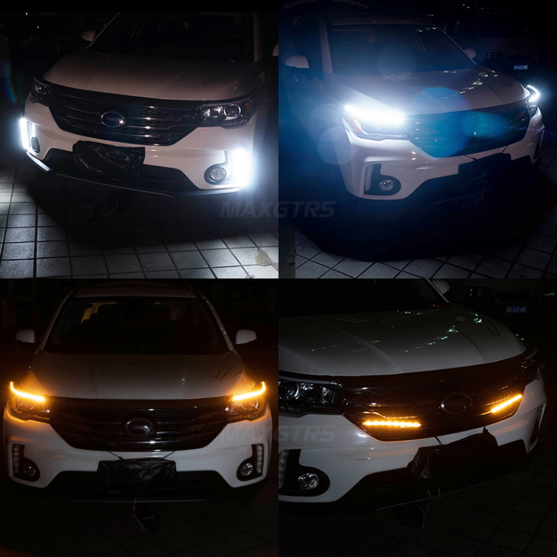 DRL for Switchback 2x 10