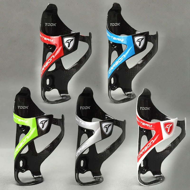 2016 mtb bike bottle holder ultralight UD carbon bottle cage carbon cage bike accessories in Bicycle Bottle Holder from Sports Entertainment
