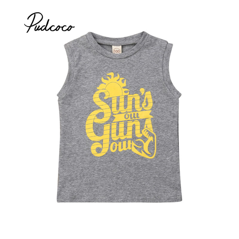 Kids Underwear Cotton Girls Boys Tanks Tops Baby Boy Summer Vest Girl Camisole Children Solid Undershirt Sleeveless Vest