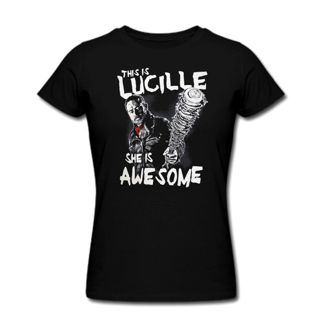 The Walking Dead Negan & Lucille T-Shirt