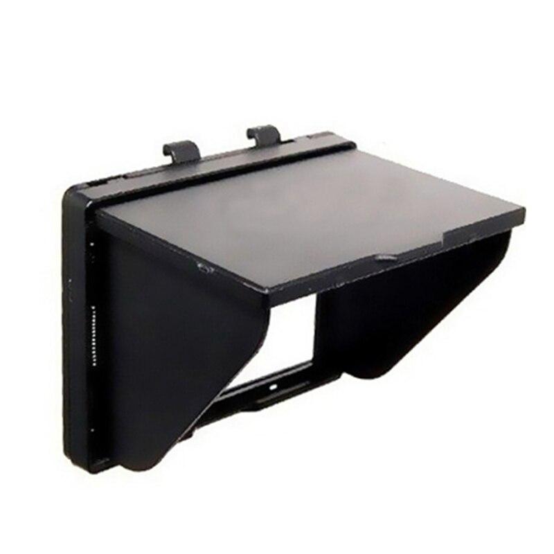 Nuevo LCD Hood Monitor de pantalla Protector Pantalla de sol sombra campanas LCH-NEX3/5 para Sony NEX-3 NEX-5 Cámara