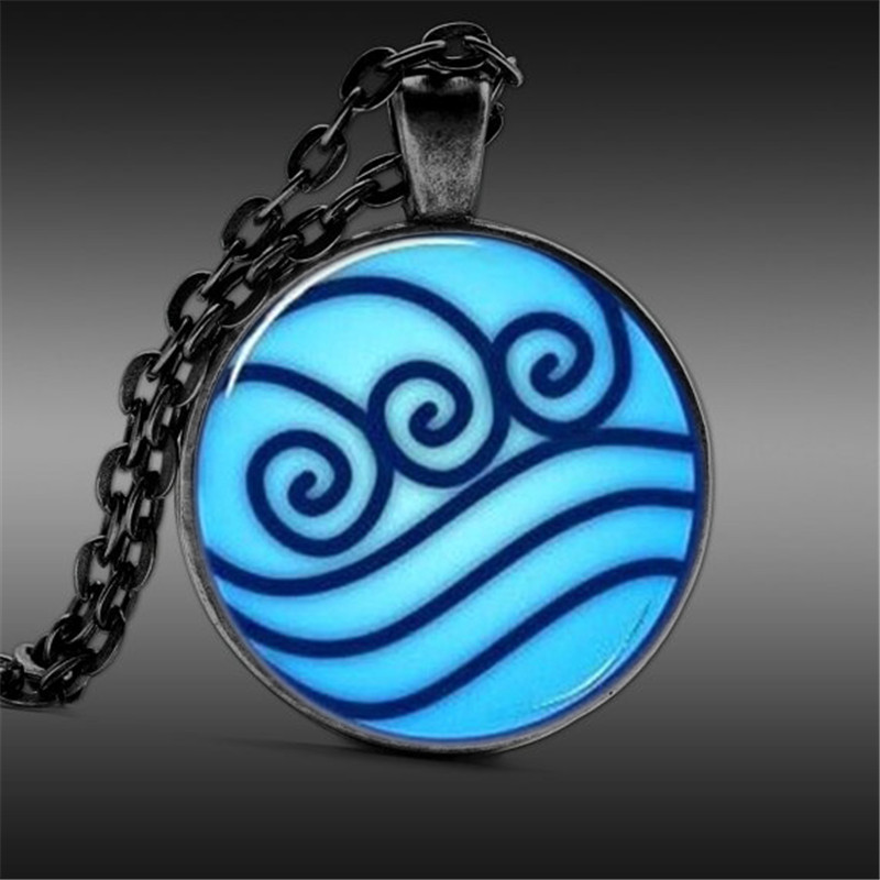 2016Charms Necklaces Avatar the Last Airbender Necklace Legend of Korra Water Tribe Choker Jewelry