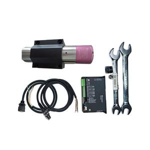 250w 40000rpm ER8 Brushless spindle motor+MACH3 driver DC36V for CNC drilling milling carving kits