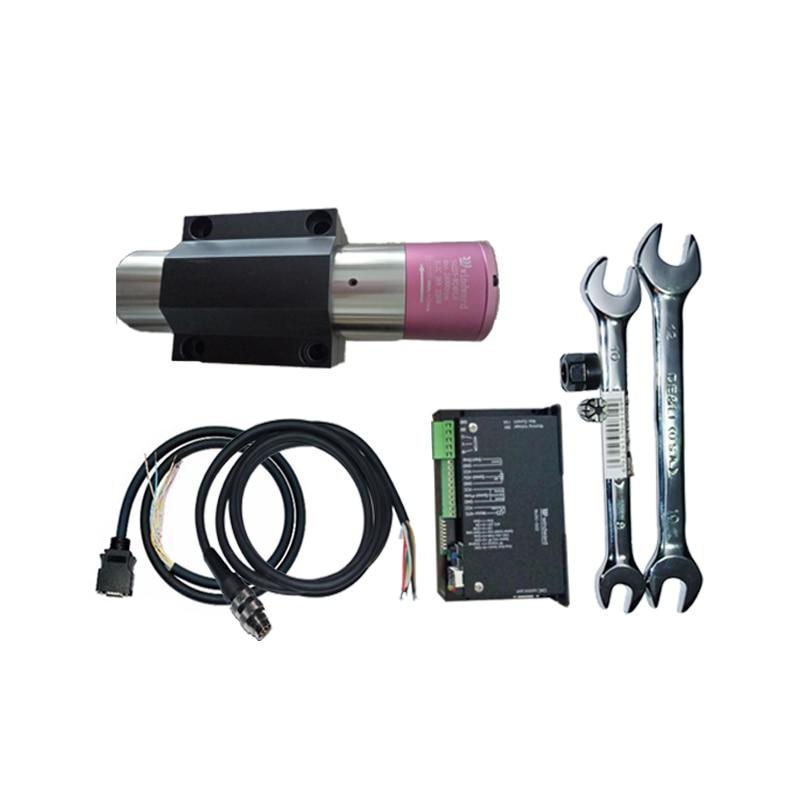 Motore mandrino brushless ER8 250w 40000rpm + driver MACH3 DC36V per - Macchine utensili e accessori - Fotografia 1