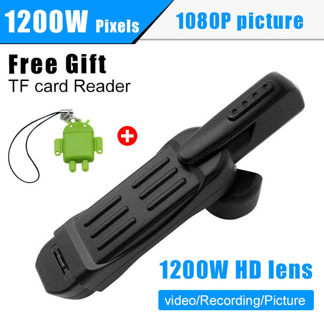 Portable Smallest Ful HD Mini Camcorder Video Voice Recorder Motion Detect Mini DV DVR Support 32GB TF Card