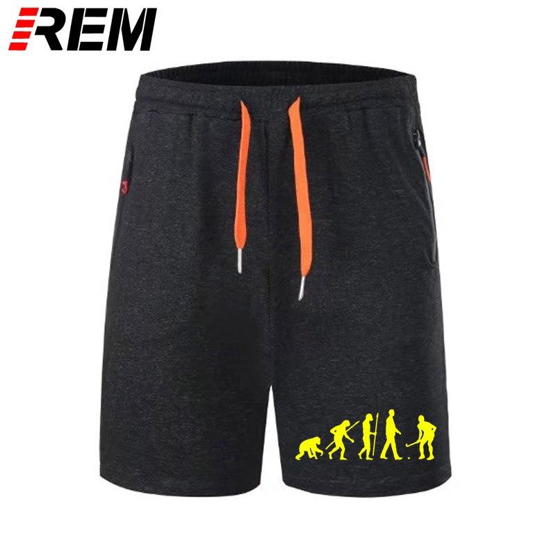 REM Popular Evolution Field Hockeyer Men's Scanties Short Pants Panties 100% Cotton Male Tops Breechcloth Hot Sell Fashion