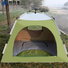 цены Camping Tent Single Layer 3-4 Person Carbon Fiber Quick Automatic Opening Fishing Climbing Cycling Travel Winter Keep Warm Tent