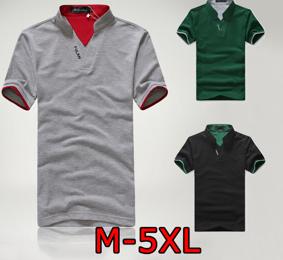 0747e76b58afe2 mens polo shirts large plus size 3XL 4XL 5XL big men tops tees short sleeve  casual cotton male blouse plus size XXL summer polos-in Polo from Men s  Clothing ...