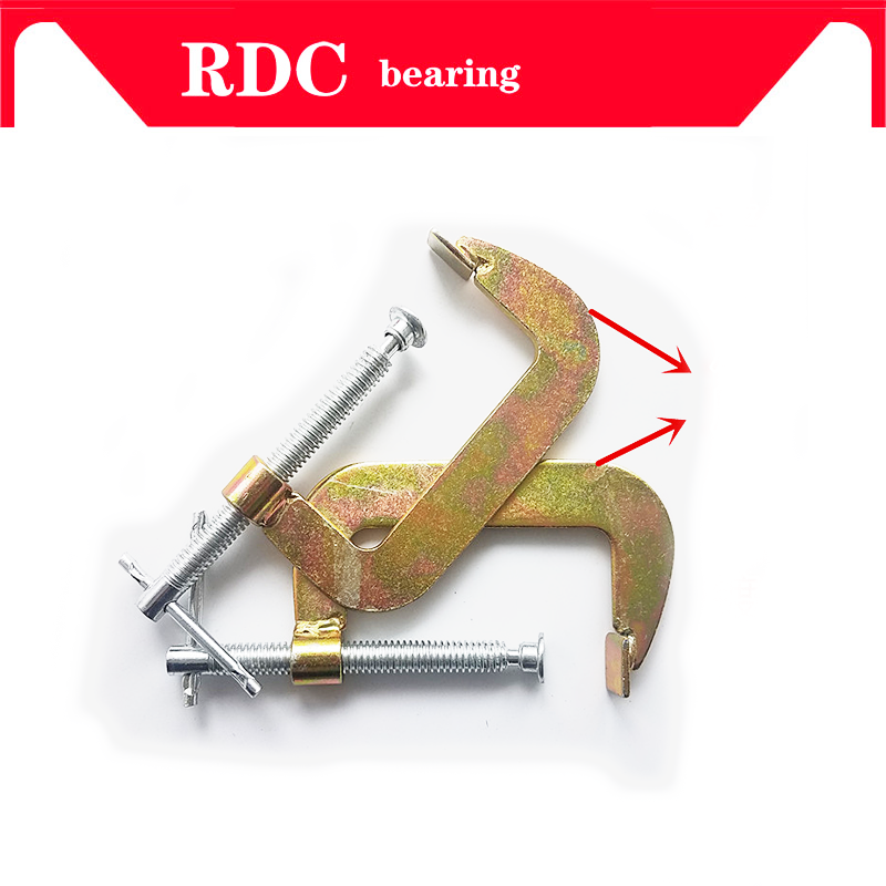 Free shipping Heavy Forged 2inch-10inch G Word Clamps F clip Forged Steel Woodworking Tools Fixing Plywood Hardware Tools clamp carpenter s c clamp fixed fixture clip forged steel rocker clamp woodworking tools