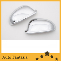 High Quality Chrome Mirror Cover for Volkswagen Jetta MK5 Free shipping