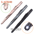 New Arrival Multi-Function Tactical Pen With Led Light Tungsten Steel Head For Self Defense Glass Breaker Emergency Survival Kit