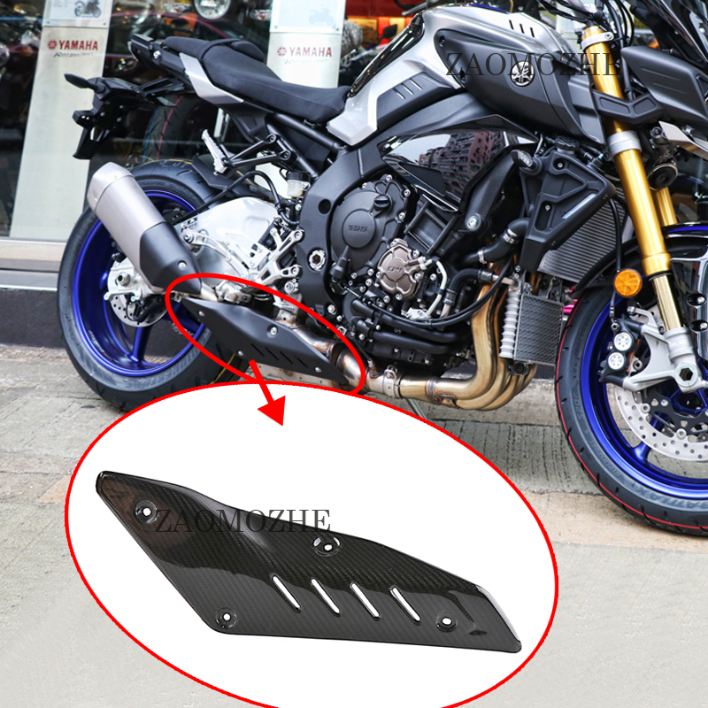 For YAMAHA MT10 MT-10 Motorcycle Footrest Cover Footrest Blanking Plate