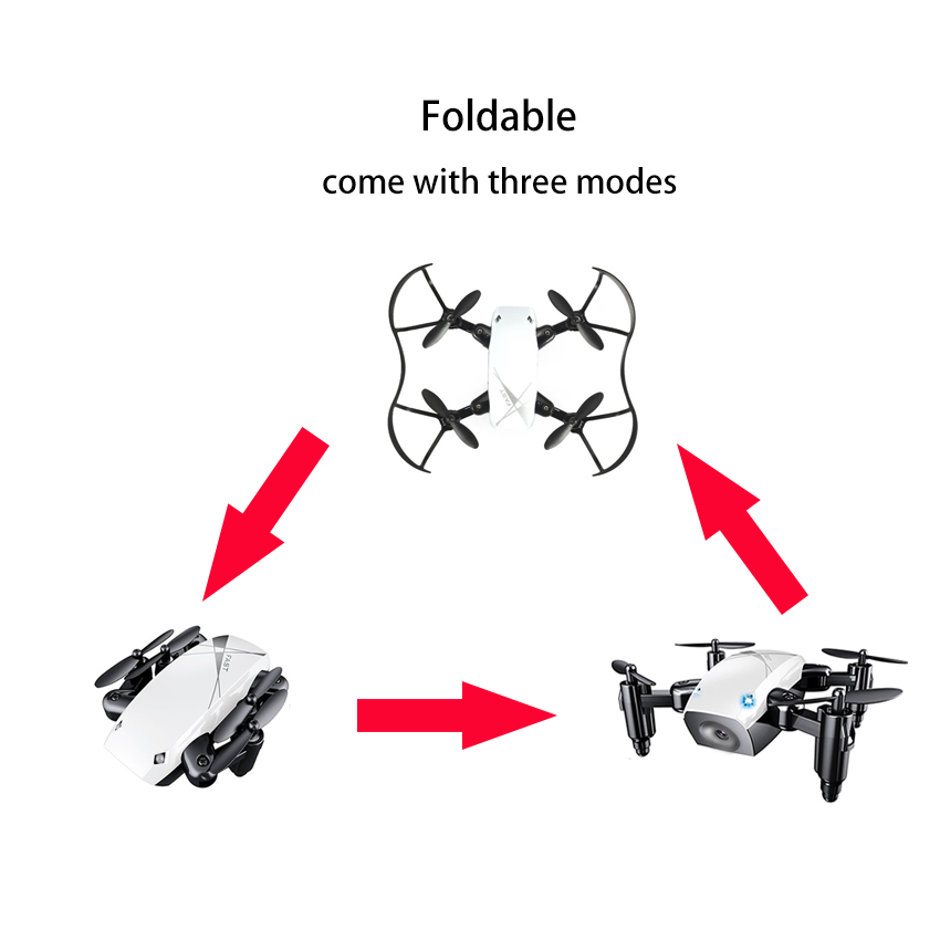 S9 Dron RC Mini Drone parts RC Helicopter With HD Camera Altitude Hold Wifi FPV Sight FSWB Mini Flight Foldable Easy Carry in Parts Accessories from Toys Hobbies