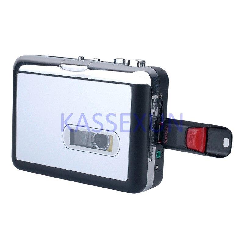 2017 nouvelle bande Portable pour mp3 converter en SD Carte sans pc cassete walkman, le convertisseur cassette, livraison gratuite
