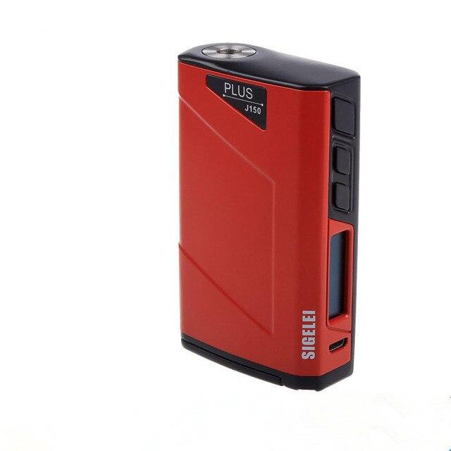 E Cigarette Électronique Mod J150 PLUS MOD Puissance réglable 10-160 W