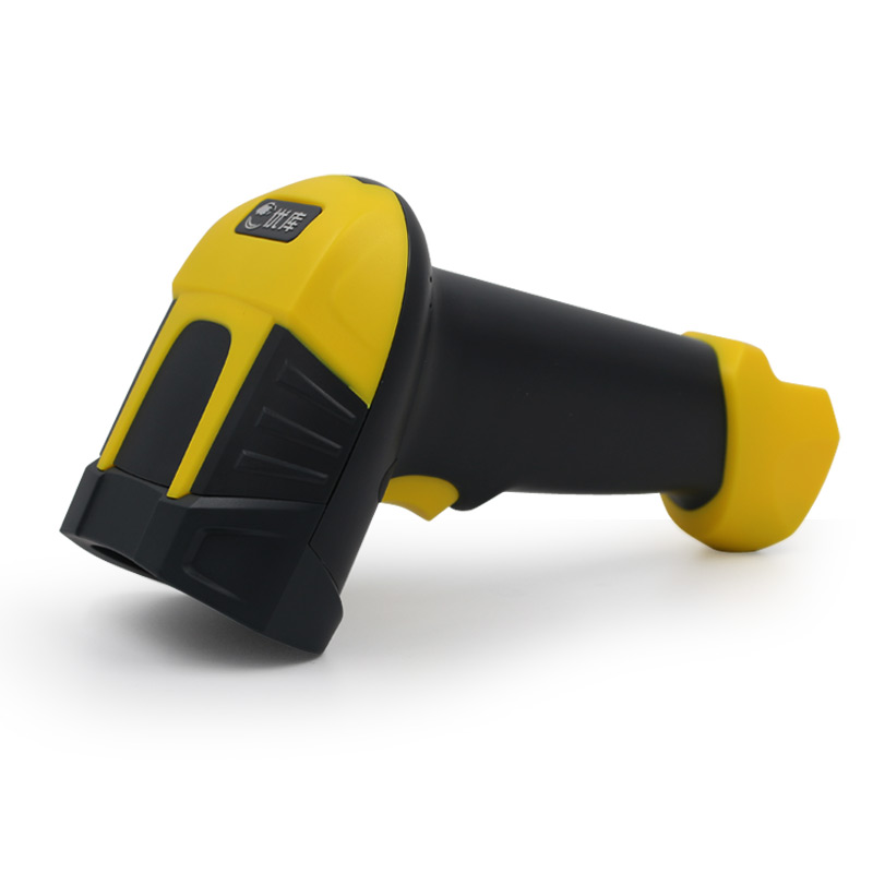 ФОТО Hand-Held 1D Laser Barcode Scanner YK-960A bar code reader with RS232  interface Free shipping For  POS code laser scanner