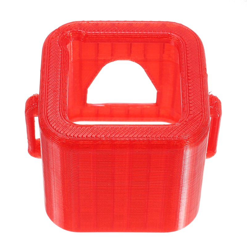 2018 New Arrival  For GoPro Session 4/5 SJCAM M10 Protector Case Protective Cover For FPV Racer Red