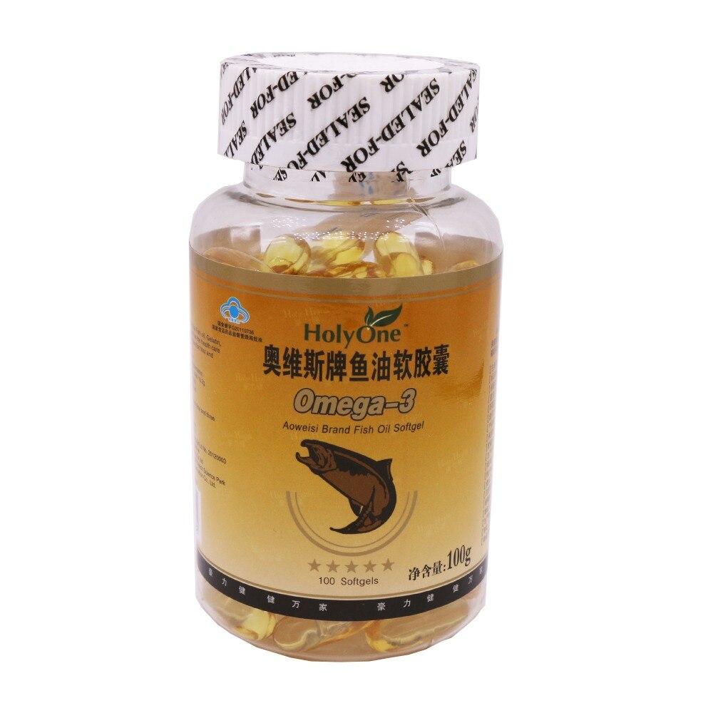High Quality softgel omega 3 fish oil 1000mg