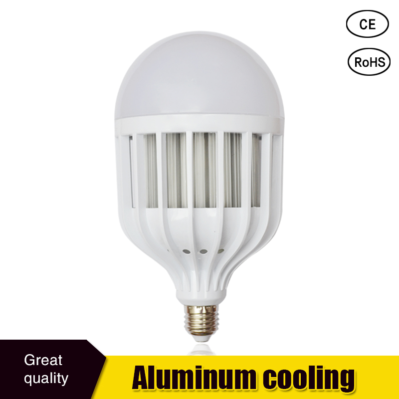 led lamp E27 LED Bulb 220v 230v 240v LED lampada cold white 18W 24W 36W 50W Cold white led light spotlight lamp free shipping 5pcs e27 led bulb 2w 4w 6w vintage cold white warm white edison lamp g45 led filament decorative bulb ac 220v 240v