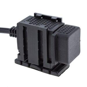 Image 4 - Ladegerät Dual USB Port 12V Wasserdicht Motorrad Motorrad Lenker Ladegerät Adapter Netzteil Buchse für Telefon GPS MP4