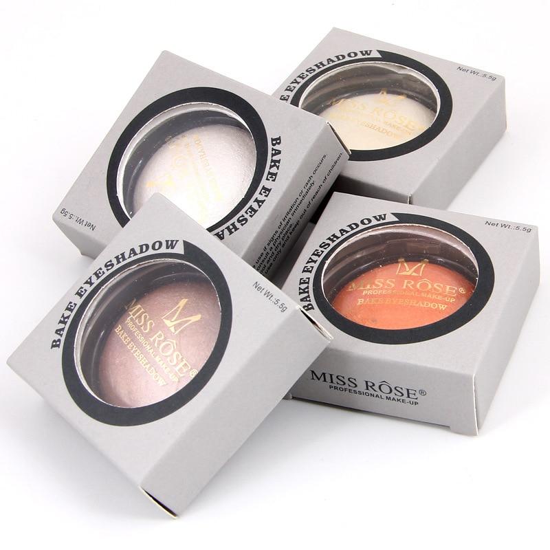 5 Colors Shadow Palette Palette Make Up Pearl Matte Eye Makeup Eyeshadow