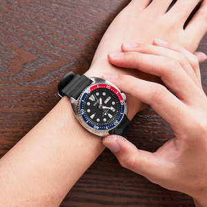 Image 5 - 세이코 시계 남자 5 자동 시계 톱 브랜드 럭셔리 방수 스포츠 기계식 손목 시계 다이빙 남자 시계 relogio masculino
