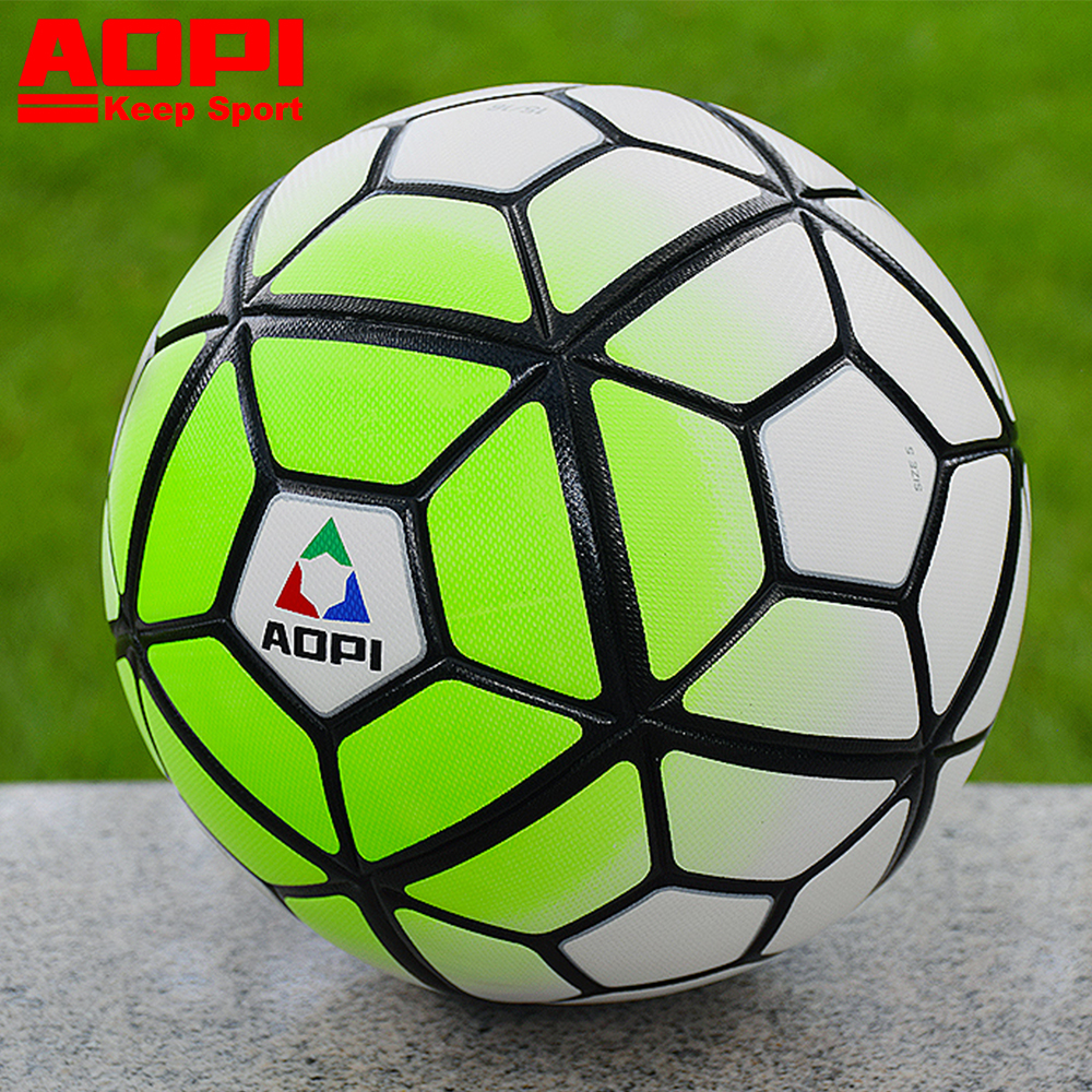 AOPI Brand 2018 Champions League Football Ball Premier PU ...