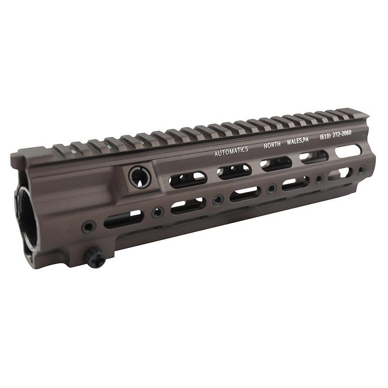 Offre spéciale 9.7 pouces 14 pouces Picatinny système de rail Super modulaire Rail de garde-corps pour HK MR556 HK416 Airsoft - 2