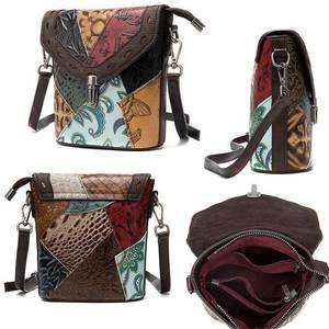 Image 4 - Mva bolsa de luxo bolsas de couro genuíno das mulheres/senhoras pequenas bolsas de ombro do vintage crossbody sacos para as mulheres 86388