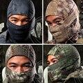 Táctico militar Caza Camuflaje Cara Balaclava Máscara Ninja Airsoft Paintball Gear