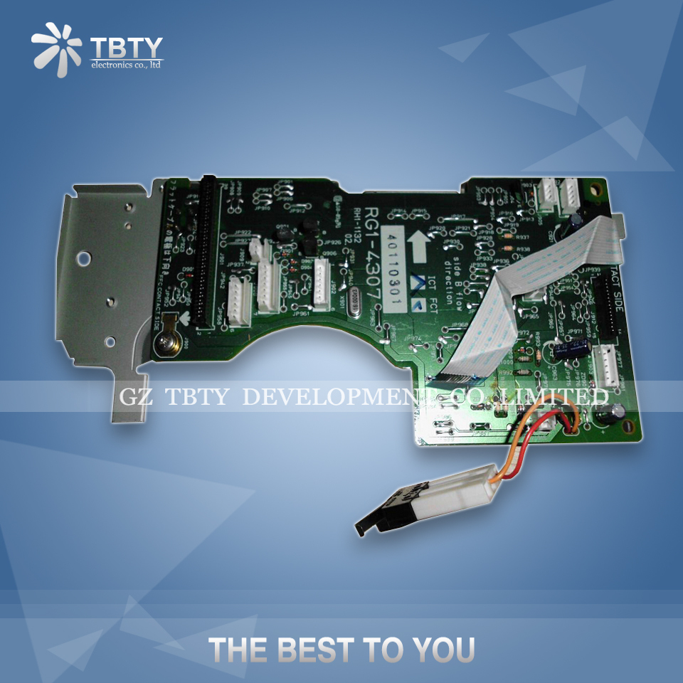 Ptinter DC Board Panel For HP 2300 HP2300 RG1-4307 DC Controller Board Assembly On Sale 100% tested for washing machines board xqsb50 0528 xqsb52 528 xqsb55 0528 0034000808d motherboard on sale