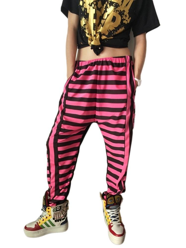 Fesyen baru Dewasa kanak-kanak Sweatpants Kostum wanita memakai neon - Pakaian wanita - Foto 4