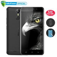 Ulefone Металл Мобильный Телефон 5 дюймов 1280×720 HD IPS MTK6753 Octa Ядро Android 6.0 3 ГБ RAM 16 ГБ ROM 8MP CAM 4 Г LTE Отпечатков Пальцев ID смартфон