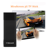 MiraScreen 5G TV Stick Wireless Display TV Dongle HDMI Receiver High Speed Transmission Miracast Airplay DLNA 2017