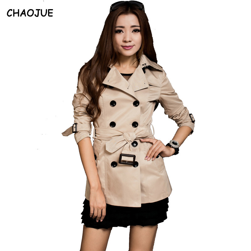 White Pea Coat Women Promotion-Shop for Promotional White Pea Coat ...
