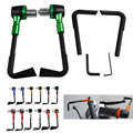 "7/8"" Motorcycle Handlebar Protector Brake Clutch Systems Lever Protective Guard"