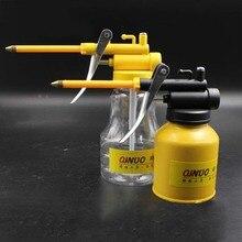 цена на Oil Pump Paint Spray Gun Oil Pump Cans Oiler Hose Grease Machine For Lubricating Airbrush Lubricator Repair DIY Kit Hand Tools
