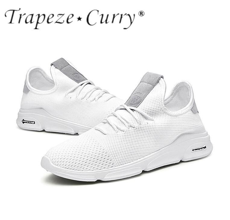 New listing hot sale summer men fly weave Breathable running shoes sports shoes TK38