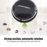 Rechargeable Smart Sweeping Robot Household Mini Cartoon Slim Sweep Suction Machine Small Mini Vacuum Cleaner Sweeping