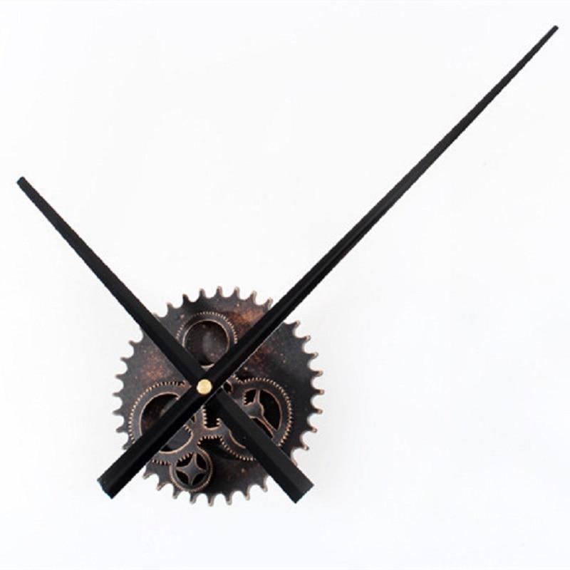 Clock Mechanism Wall Clock saat horloge murale wall clocks relogio de - Home Decor - Photo 2