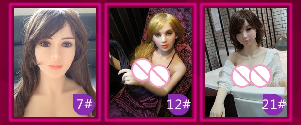 135cm Top quality life size silicone sex doll, japanese love doll, real life sex dolls 4