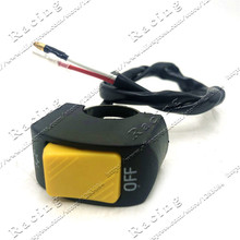 Motorcycle-Handlebar Led-Headlight Car-Styling-Switch 12V for Fog-Head-Lamp 1pc 7/8in